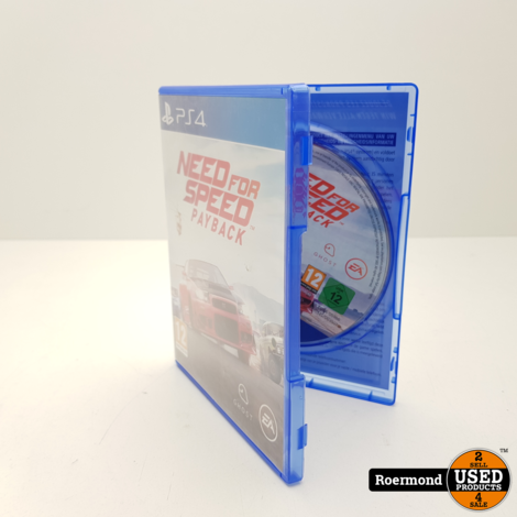 PS4 | Need for Speed PayBack