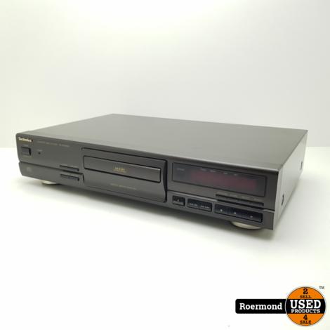 Technics SL-PG480A CD Speler   Zgan