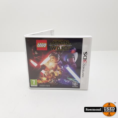 Nintendo 3DS Game | Lego StarWars The Force Awakens