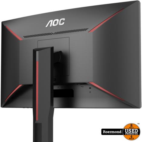 AOC C27G1 27 inch Full HD Game monitor || Gebruikt