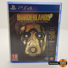 PS4 | Borderlands The Handsome Collection