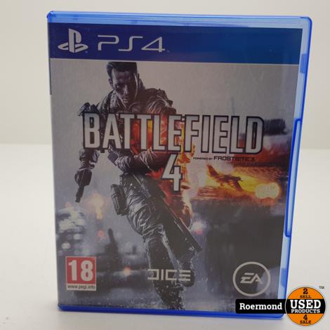 PS4 | Battlefield 4