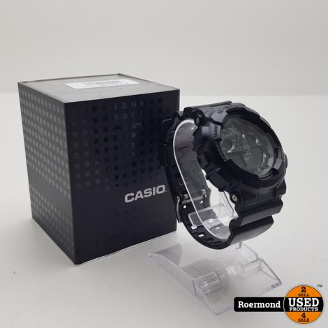 G-Schock GA-100CF Horloge   Zgan