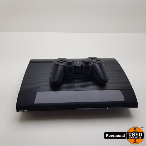 Sony Playstation 3 SuperSlim 500Gb incl. 1 Controller | Gebruikt