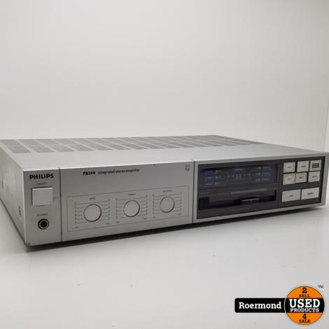 Philips FA144 Versterker (PHONO) | Vintage