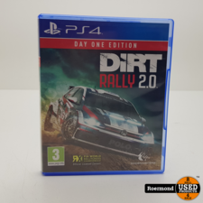 PS4 | Dirt Rally 2.0