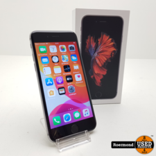 Apple iPhone 6S 128GB Space Grey I in nette staat
