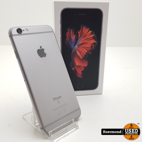 iPhone 6S 128GB Space Grey I in nette staat