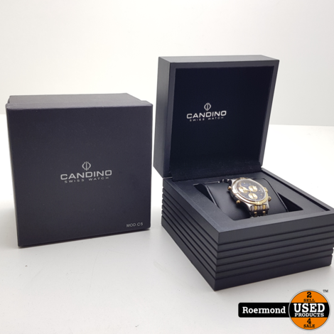 Rodania Depose Thierry Boutsen Horloge I ZGAN