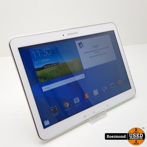 Samsung Galaxy Tab 4 10.1 Wifi| gebruikt