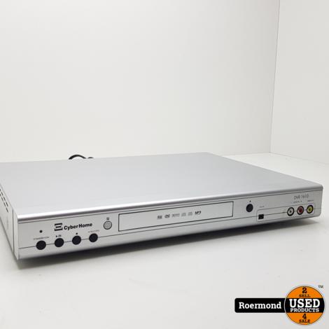 Cyberhome DVR 610 DVD Speler | Gebruikt