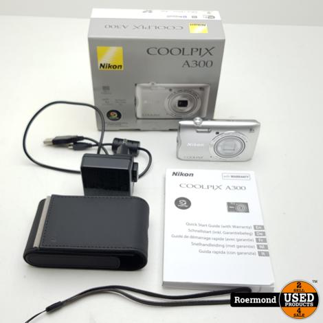 Nikon Coolpix A300 Camera I ZGAN