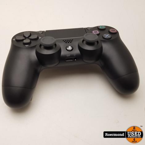 Sony Playstation 4 V2 Controller Zwart | Gebruikt