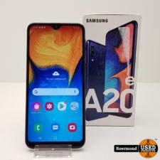 Samsung Samsung Galaxy A20e 32Gb Blue | Nette staat