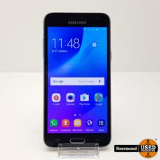 Samsung Samsung Galaxy J3 (2016) 8Gb Black | Gebruikt