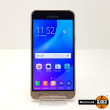 Samsung Samsung Galaxy J3 (2016) 8Gb Gold | Gebruikt