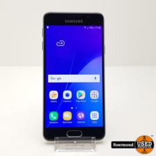 Samsung Samsung Galaxy A3 (2016) 16Gb Black | Nette staat