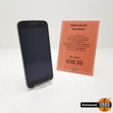Motorola Motorola Moto G4 Play 16GB   Zgan met garantie