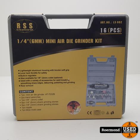 RSS AT-7032B Mini Air Die Grinder | Nieuw