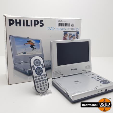 Philips DVD Speler PET705 I ZGAN