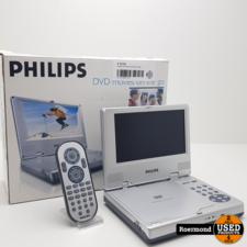 philips Philips DVD Speler PET705 I ZGAN