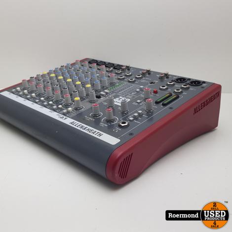 ALLEN & HEAT ZED 10FX Mixer | nette staat
