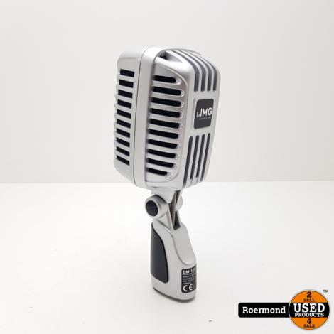 IMG STAGELINE DM-101 Zangmicrofoon met hoesje || Zgan