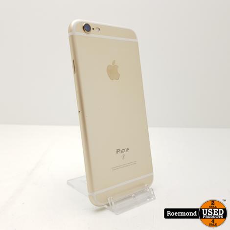 Apple iPhone 6S 64Gb Gold   Gebruikt