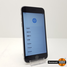 Apple Apple iPhone 6S 64Gb Space Grey   Gebruikt