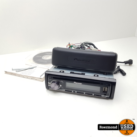 Pioneer DEH X5700 BT Autoradio Compleet | Zgan