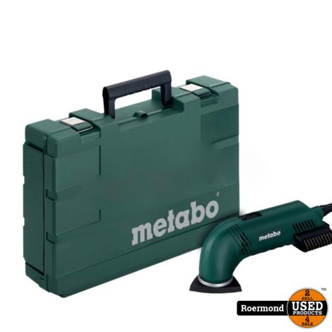 Metabo DSE 300 Schuurmachine I Nette staat garantie