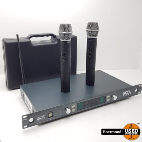 Kool Sound UHF-232D 16CH Dual Channel I ZGAN