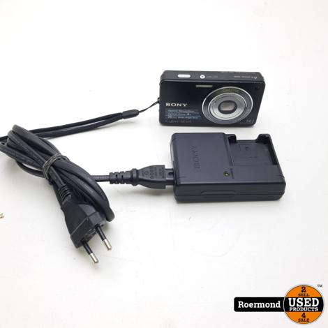 Sony DSC-W360 Digitale Foto Camera I Gebruikt