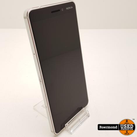 Nokia 6.1 32GB Silver I ZGAN