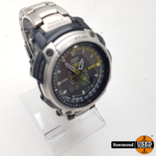 casio Casio trek Horloge 5114 PRW | Nette staat