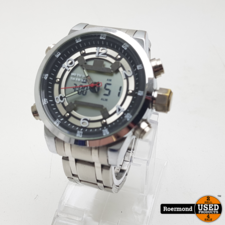 JoeFox 1502 Horloge | Nette staat