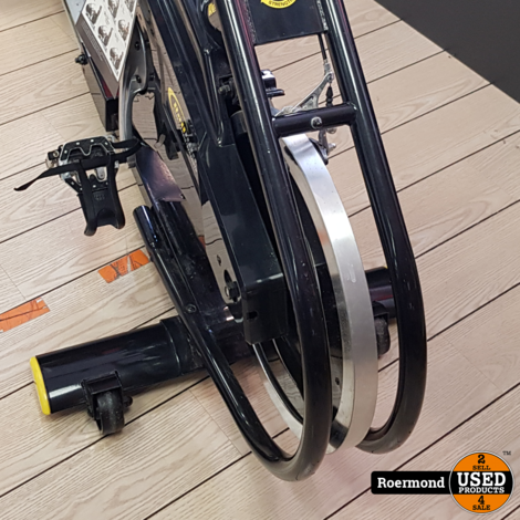 Ballbike Revolution recumbent ligfiets | Nieuwstaat