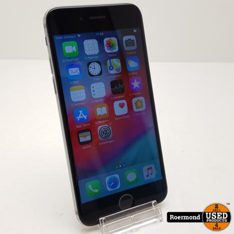 iPhone 6 32GB Space-Grey I ZGAN