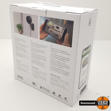 Eve Cam Apple Home Kit | Nieuw