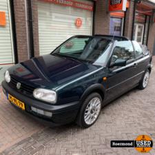 cabriolet Volkswagen Golf VI 1.8 Avantgarde (Karmann Edition) | Youngtimer(1996)