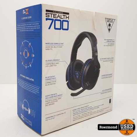 Turtle Beach Stealth 700 Wireless Headset I ZGAN
