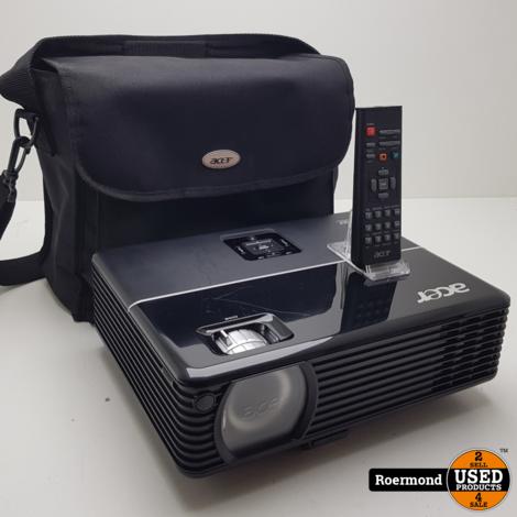 Acer P1165 Beamer I Zgan