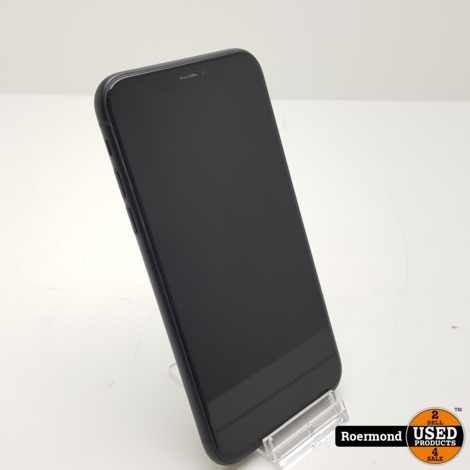 iPhone XR 64GB Black I Gebruikt