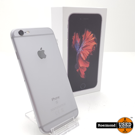 iPhone 6s 32GB Space Gray I Zgan