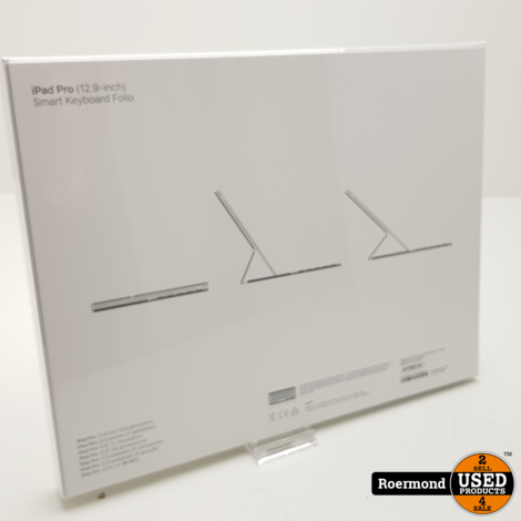 iPad Pro Smart Keyboard Folio A2039 I Nieuw in seal
