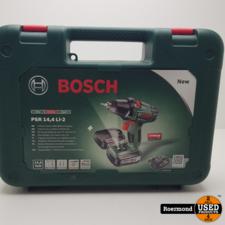 Bosch Bosch PSR 14,4 Li-2 14,4 Accuboor I Zgan