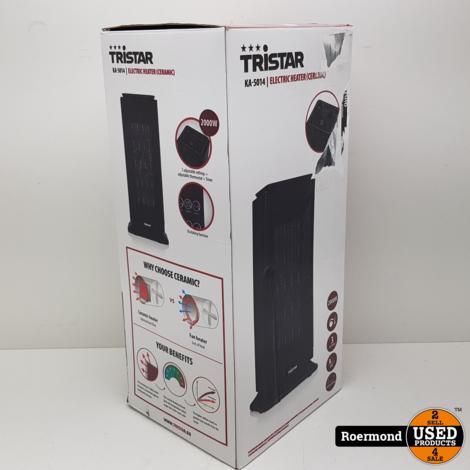 Tristar KA-5014 Elektrische Keramische Kachel 2000W Zwart