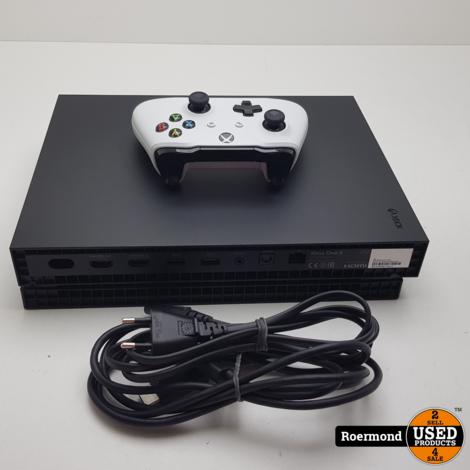 XBOX ONE X incl. Controller I ZGAN
