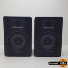 M-Audio BX5 D3 actieve studiomonitor SET(2X) I Zgan