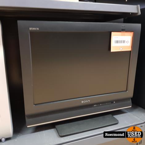 Sony Bravia KDL-19L4000 Televisie met HDMI zonder AB | Gebruikt